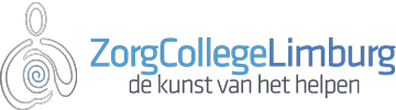 ZorgCollegeLimburg website